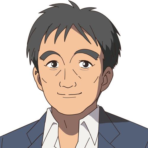 アニメ風似顔絵アイコン