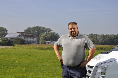 Sascha Noak, Geschäftsführer