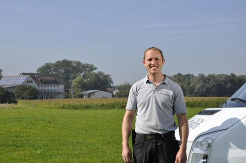 Günther Miehle, Geschäftsführer