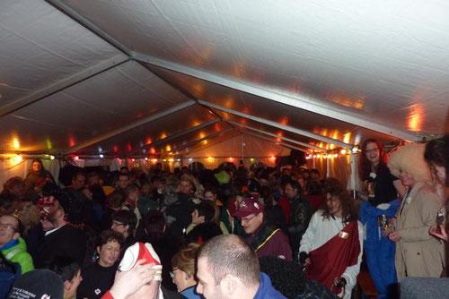 Das Altdorfer Party-Zelt