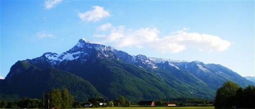 Eins-Sein am Untersberg
