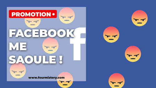 Face book me saoule. Facebook algorithme. Facebook ne partage plus mes publications. Facebook supprime mes publication...