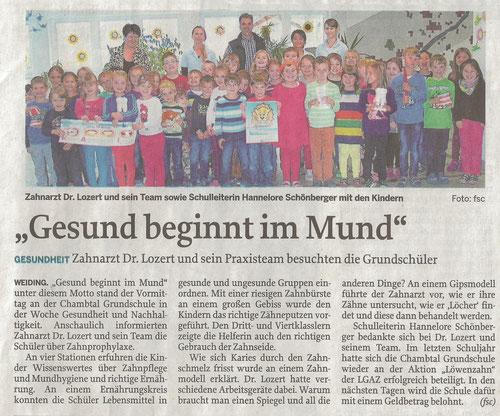 Bayerwald-Echo 06.11.2014
