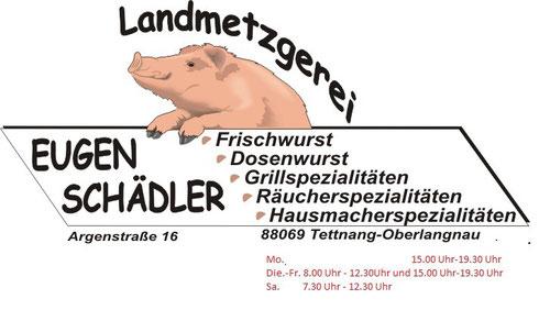 Landmetzgerei Eugen Schädler