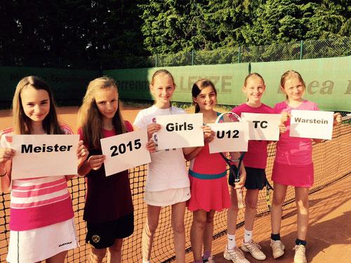 Wir gratulieren unseren jungen Damen zu diesem tollen Erfolg!