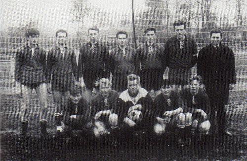 Die 2. Herren in der Saison 1965/66.