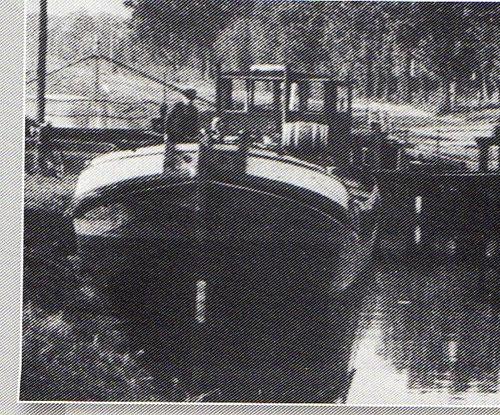Nicht weit von der im Jahr 1925 umgebauten Schleuse beim Forsthaus entfernt liegt das Wiesenstück, das viele Vereinsangehörige als Alternative zu der Wiese bei Gautier sehen.