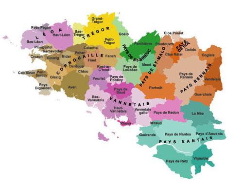 Le Goelo est la partie bretonnante de l'ancien évêché de St-Brieuc (côte ouest de la baie de St-Brieuc)