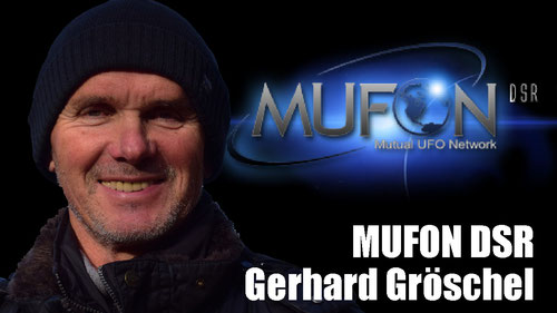 MUFON DSR - Gerhard Gröschel