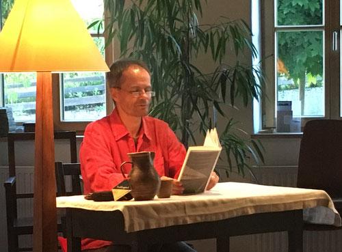"""14. Juni: Wieland Nordmeyer liest aus """"Mut zur Schönheit - Streitschrift gegen die Verschandelung Österreichs"""" von Tarek Leitner"""