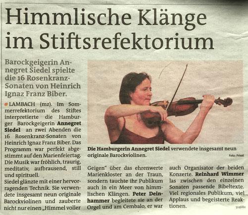 BezirksRundschau Wels, 23./24.08.2012