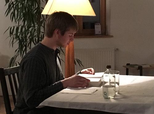 """29. März: Peter Repczuk liest aus: """"Das Spinoza-Problem"""" von Irvin Yalom"""