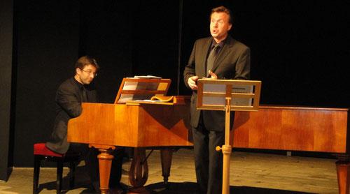 Liederabend 2 - mit Christian Havel und Peter Deinhammer (9. Juli 2010)