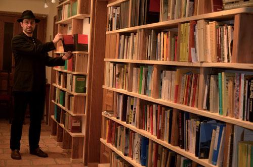 ProDiagonal Hausbibliothek