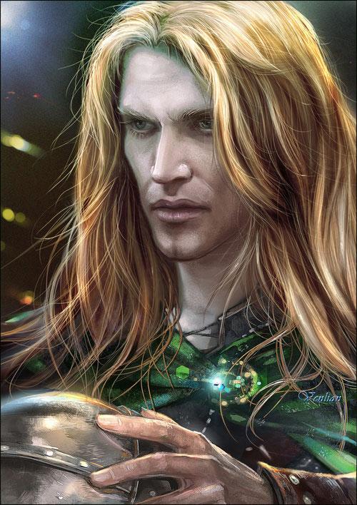 Il Signore della Nuova Terra