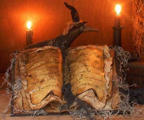 Il libro della Strega Grigia