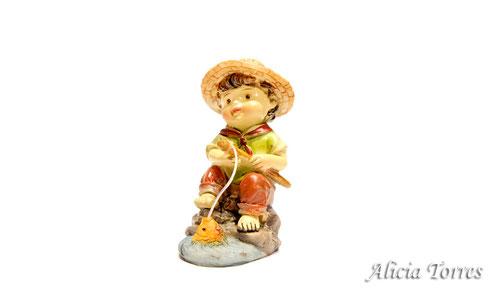 Pescador, de Reilaflor
