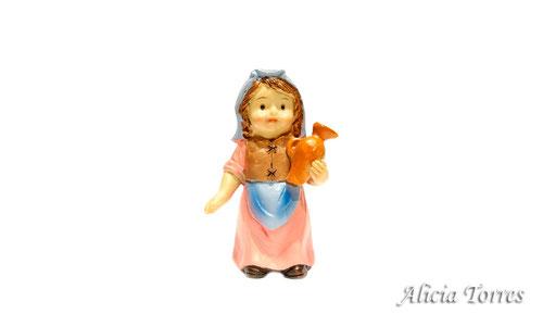 Samaritana, de la colección Reilaflor