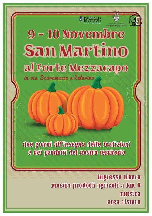 Festa di San Martino Forte Mezzacapo