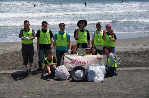 2016/10/16(日)鳥居崎海浜公園清掃にご参加の皆様お疲れ様でした(^_^)/