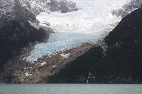 Gletscher Balmaceda, Ausflug Puerto Natales