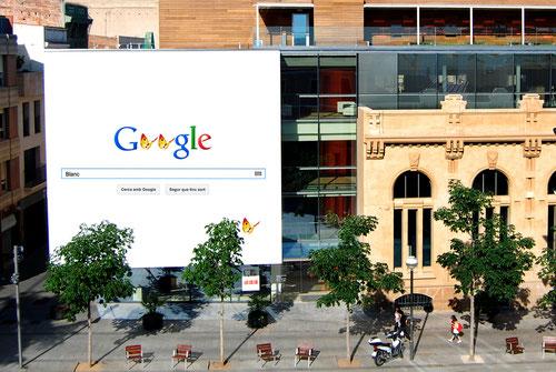 Google al Museu del Gas