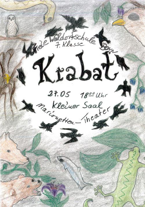 """Marionetten-Theater der 7. Klasse """"Krabat"""""""