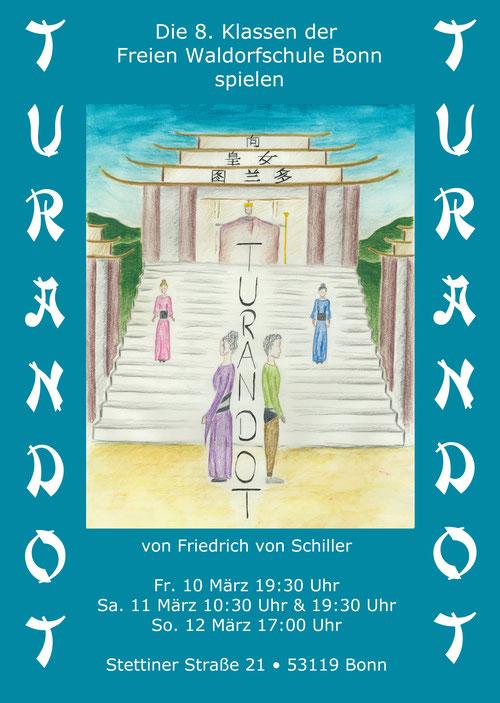 Turandot - Klassenspiel der 8. Klassen