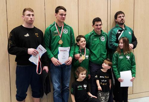 Team Männer, B- und C-Jugend