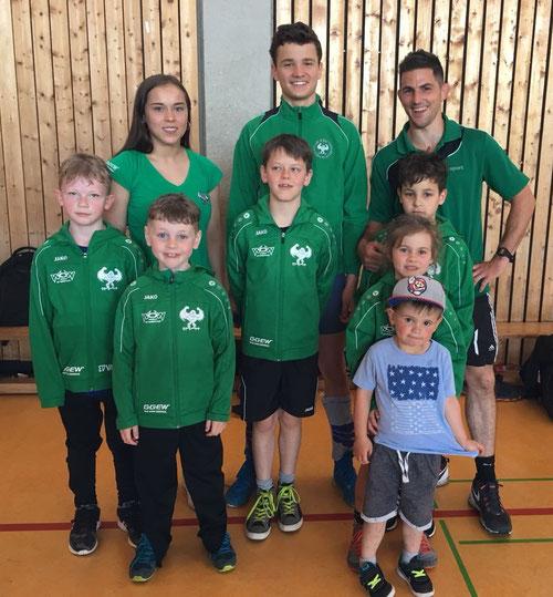 Team in Fürth
