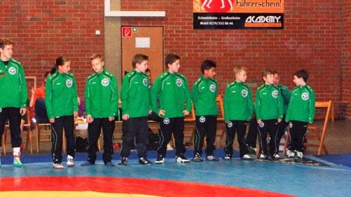 Die Jugendmannschaft
