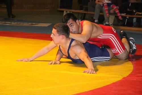 Habi Faeq gegen Vladislav Vogelmann