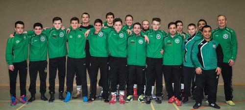 Mannschaft 2017