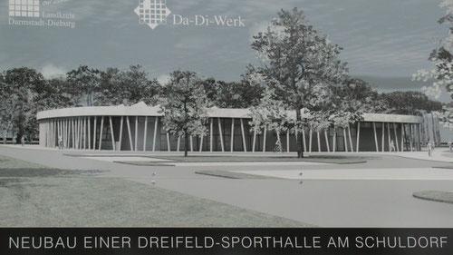 Dreifeld-Sporthalle am Schuldorf