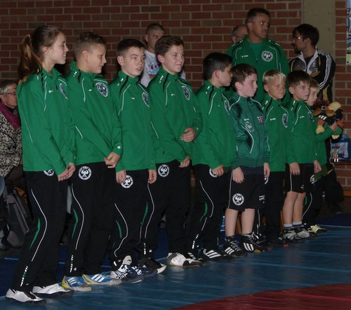 Jugend-Mannschaft
