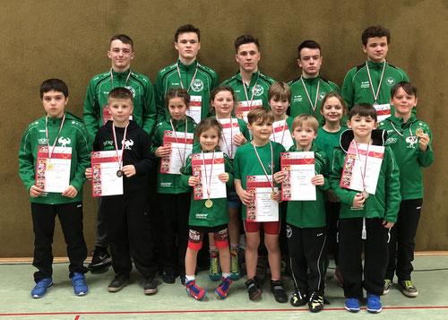 Team der Greco-Meisterschaft