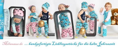 Bequeme farbfrohe Kindermode aus Deutschland :)