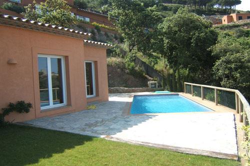 Villa Begur sa riera vacances begur 3 chambres vue mer begur villa avec piscine privée