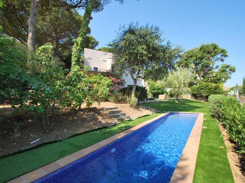 Location villas avec piscine begur maisons louer - Maison a louer vacances avec piscine ...