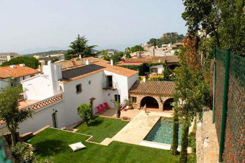 maison village begur 4 chambres avec piscine privée maison louer vacances