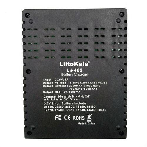LiitoKala Engineer Lii-402