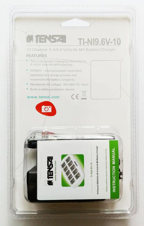 Tensai TI-NI9.6V-10