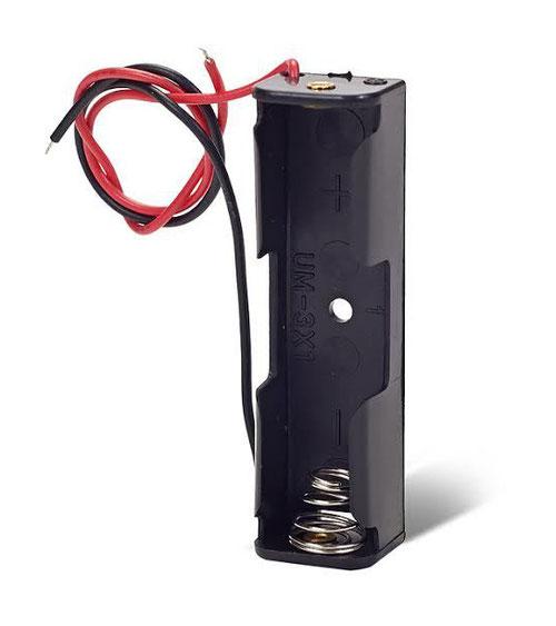 Батарейный отсек (держатель батарей)1xАА