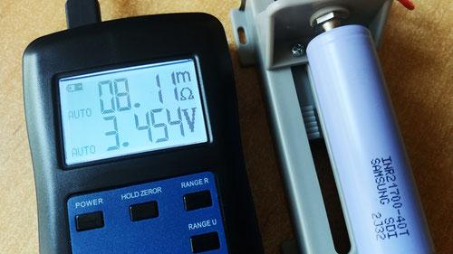 Samsung INR21700-40T