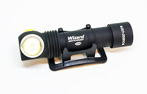Armytek Wizard v3 XP-L  white