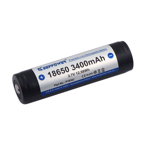 KeepPower 3500mAh 10A