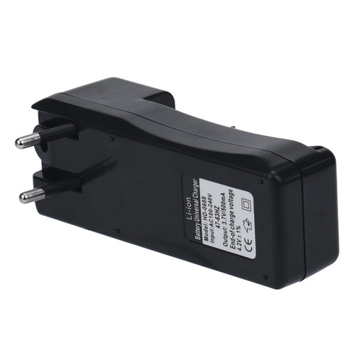 Зарядное устройство для двух LI-ION аккумуляторов