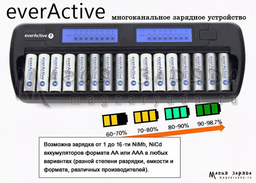 EverActive NC-1600