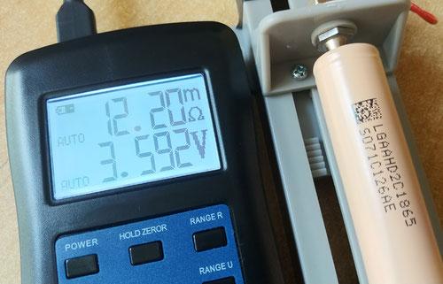 LG ICR18650-HD2С  20А