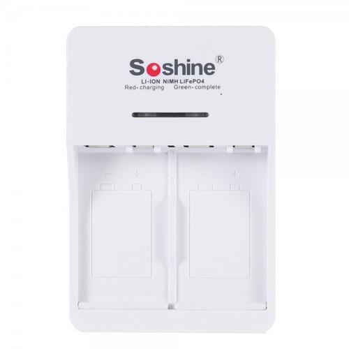 Soshine SC-V1(Fe)